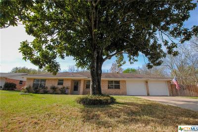 Temple TX Single Family Home Pending w/Option: $185,000