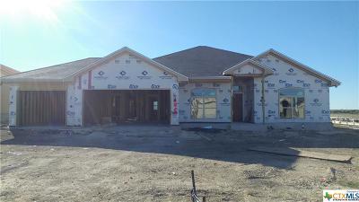 Killeen Single Family Home For Sale: 5005 Fresco