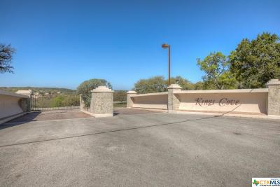 Canyon Lake Residential Lots & Land For Sale: 137 Shore Point