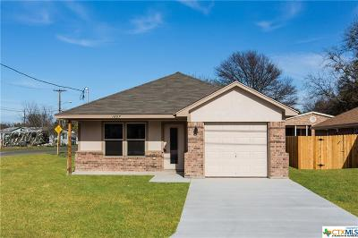 Harker Heights TX Single Family Home For Sale: $130,000