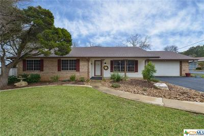 New Braunfels Single Family Home For Sale: 447 Kerlick