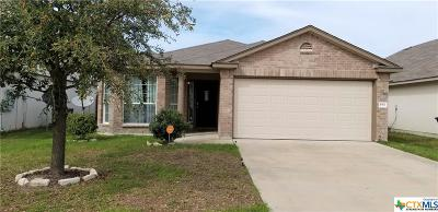 Killeen Single Family Home For Sale: 4901 Causeway Court