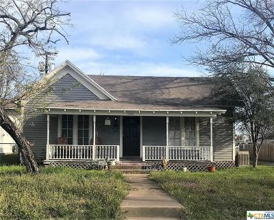 Coryell County Single Family Home For Sale: 1205 Leon