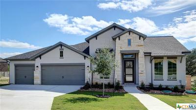 New Braunfels Single Family Home For Sale: 637 Vale Court