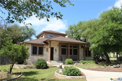 San Marcos Single Family Home For Sale: 1013 Mountain