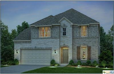 New Braunfels Single Family Home For Sale: 2766 Ridge Heights