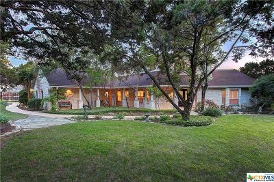 Austin Single Family Home For Sale: 9220 Silver Pine Cove
