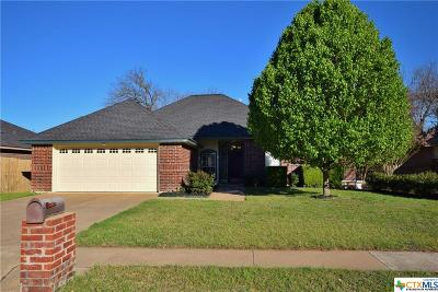 Harker Heights TX Single Family Home For Sale: $155,500