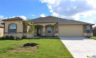 Killeen TX Single Family Home For Sale: $265,950
