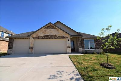 Killeen Single Family Home For Sale: 6114 Cordillera Drive