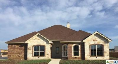Salado Single Family Home For Sale: 4202 Green Creek