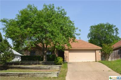 Harker Heights Single Family Home For Sale: 1104 Lambrusco