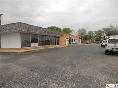Killeen Commercial For Sale: 903 E Veterans Memorial Boulevard