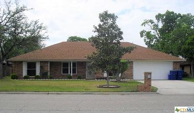 Copperas Cove Single Family Home For Sale: 806 Kim Avenue