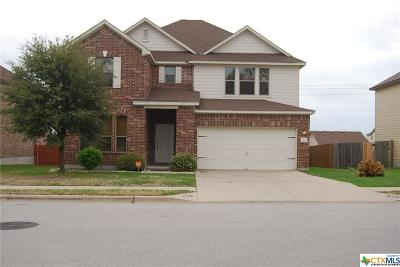 Temple Single Family Home For Sale: 815 Green Pasture