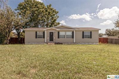 Belton Single Family Home For Sale: 204 Rosemont