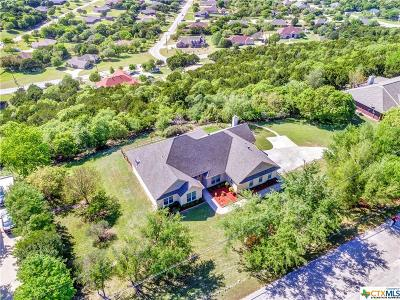 Lampasas County Single Family Home For Sale: 1412 Pony Express Lane