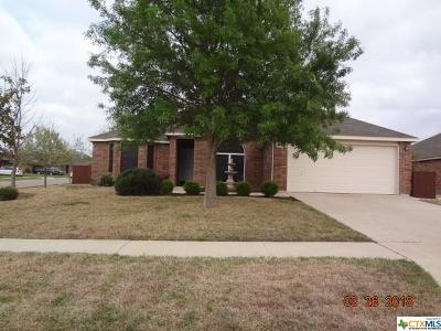 Killeen TX Single Family Home Pending: $149,900