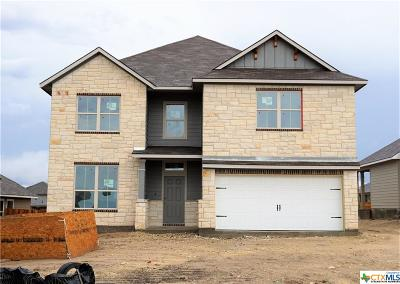 Copperas Cove TX Single Family Home For Sale: $264,300