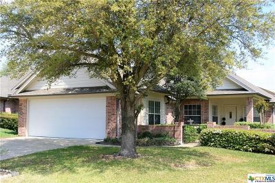 Temple Single Family Home For Sale: 3812 Whispering Oaks