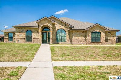 Killeen TX Single Family Home Pending: $209,900