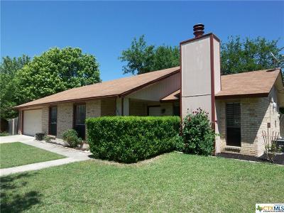 Harker Heights Single Family Home For Sale: 1611 Beaver