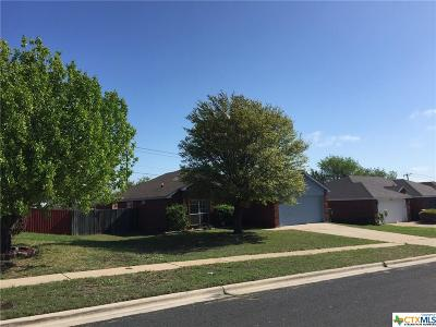 Killeen Single Family Home For Sale: 305 E James Loop