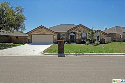 Belton Single Family Home For Sale: 1797 Lacy Ridge