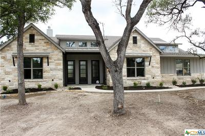 Belton Single Family Home For Sale: 15 Riverstone Parkway