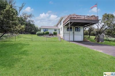 Canyon Lake Single Family Home For Sale: 479 Bald Eagle