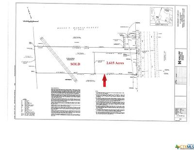 Killeen TX Residential Lots & Land For Sale: $455,638