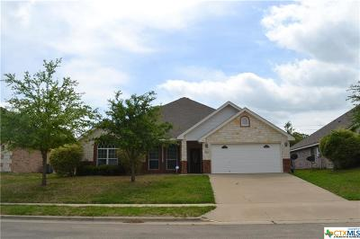 Harker Heights Single Family Home For Sale: 1510 Loblolly
