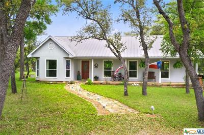 San Marcos Single Family Home Pending Take Backups: 650 Cascade Trail