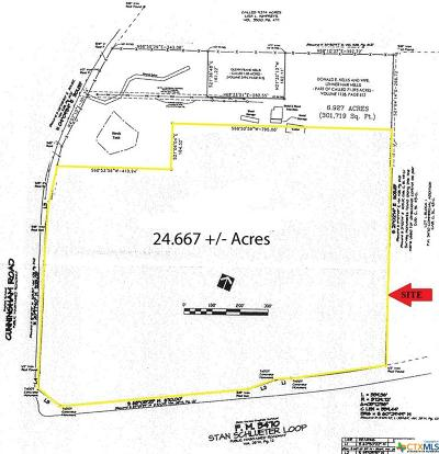 Killeen Residential Lots & Land For Sale: E. Stan Schlueter Lp/Cunningham Rd
