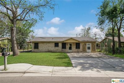 San Marcos Single Family Home For Sale: 1303 Haynes