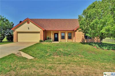 Salado Single Family Home For Sale: 116 Prairie