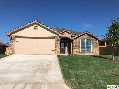 Temple TX Single Family Home For Sale: $162,900