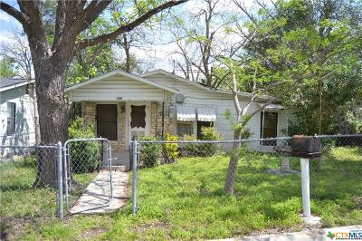 New Braunfels Single Family Home For Sale: 265 School Avenue