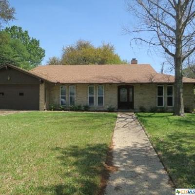 Temple Single Family Home For Sale: 3409 Mesquite Drive
