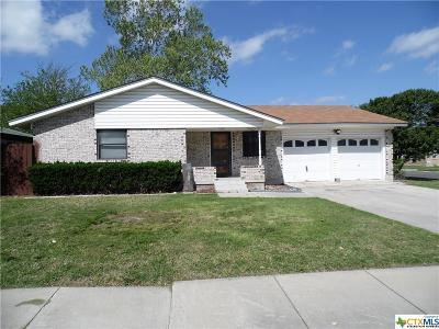 Copperas Cove Single Family Home For Sale: 502 Dianne