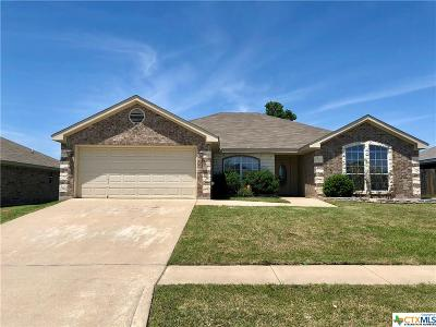 Copperas Cove Single Family Home For Sale: 2409 Gail