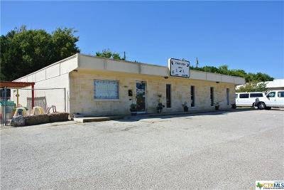 Copperas Cove Commercial For Sale: 1402 S Fm 116