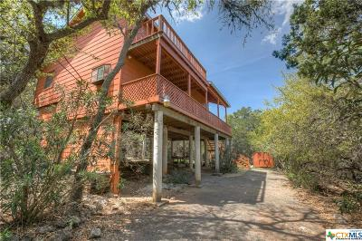 Canyon Lake Single Family Home For Sale: 277 Riviera Drive