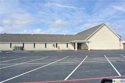 Killeen Commercial For Sale: 3209 Atkinson Street
