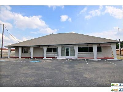 Temple Commercial For Sale: 4011 S General Bruce Drive