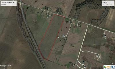 Moody TX Residential Lots & Land For Sale: $102,000