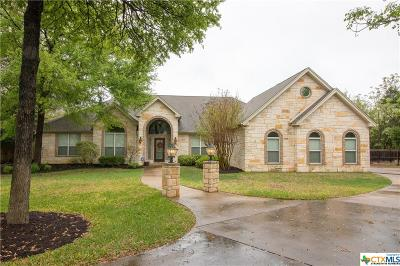 Belton Single Family Home For Sale: 151 Autumn Circle