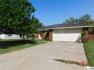 Temple Single Family Home For Sale: 2713 12th Street