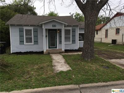 Temple Single Family Home For Sale: 1012 S 24th