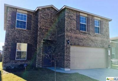 Killeen  Single Family Home For Sale: 3404 Claymore Street